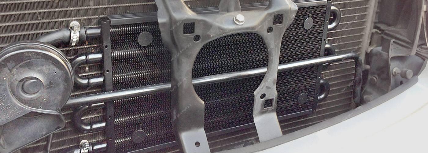 Impianto di raffreddamento aggiuntivo per il cambio automatico