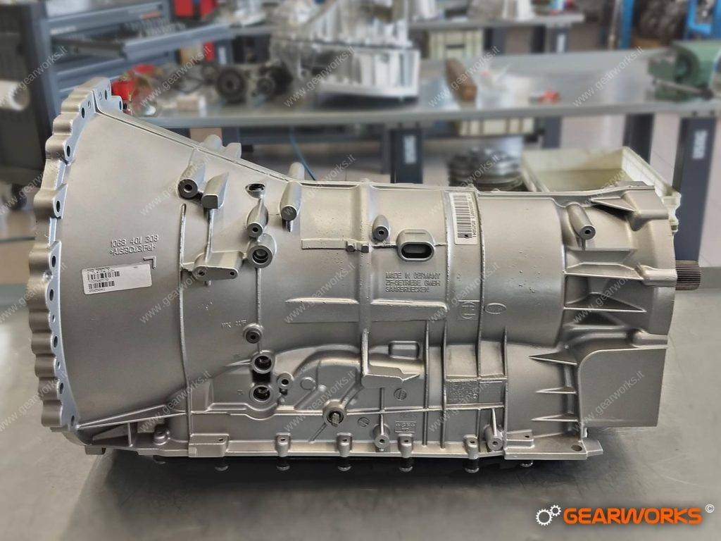 CAMBIO AUTOMATICO ZF 6HP26, 6HP28 2WD - Gear Works s r l