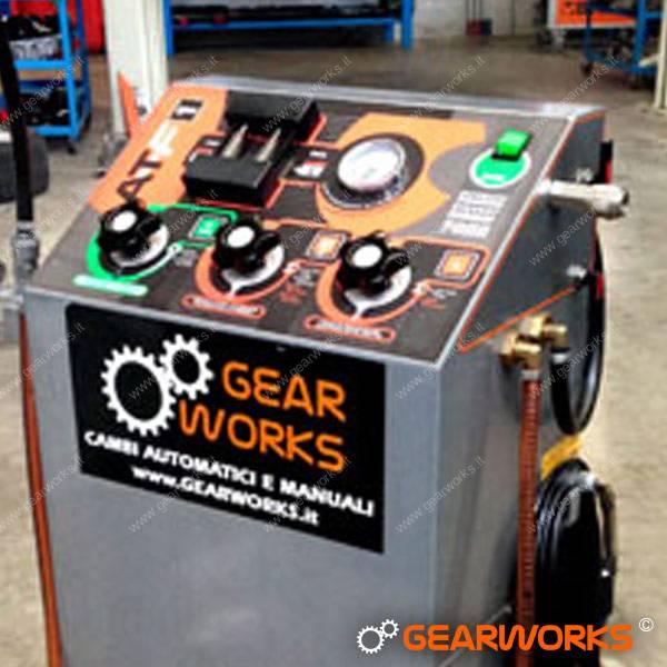 Attrezzature Gearworks - Macchina pulizia cambi automatici