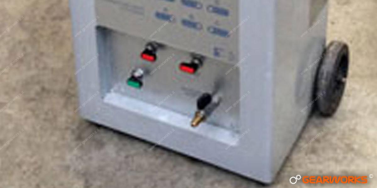 Attrezzature Gearworks - Macchina pulizia radiatori