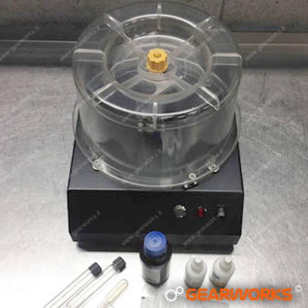 Attrezzature Gearworks - Test glicole e acqua olio cambio automatico