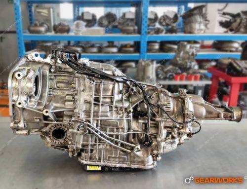 CAMBIO AUTOMATICO SUBARU LINEARTRONIC TR-580