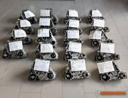 PROBLEMA RIPARTITORE BMW 4X4 X-DRIVE
