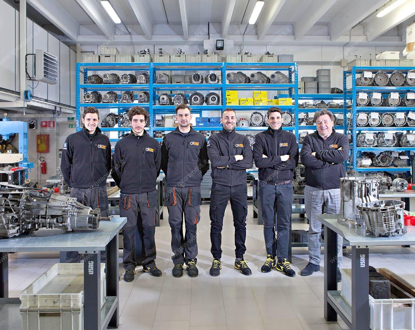 Gearworks - revisione e riparazione cambi automatici a Bergamo