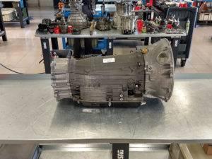 Gearworks Cambio automatico Mercedes 722.9 - GEARWORKS Bergamo