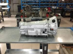 Cambio revisionato con sostituzione del convertitore - GEARWORKS Bergamo