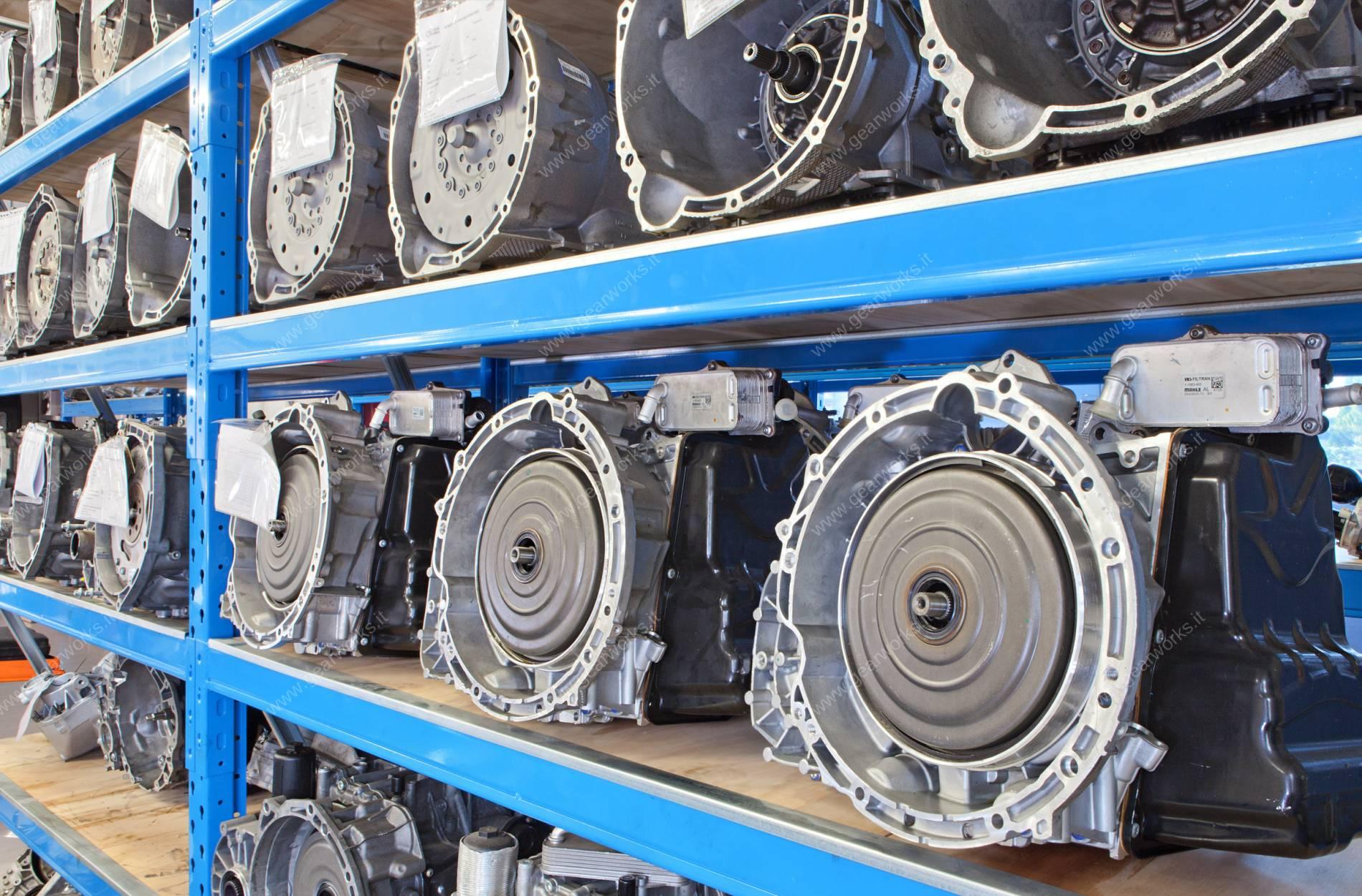 Genarworks magazzino cambi automatici e manuali