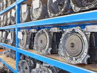 Gearworks cambi automatici e manuali a magazzino
