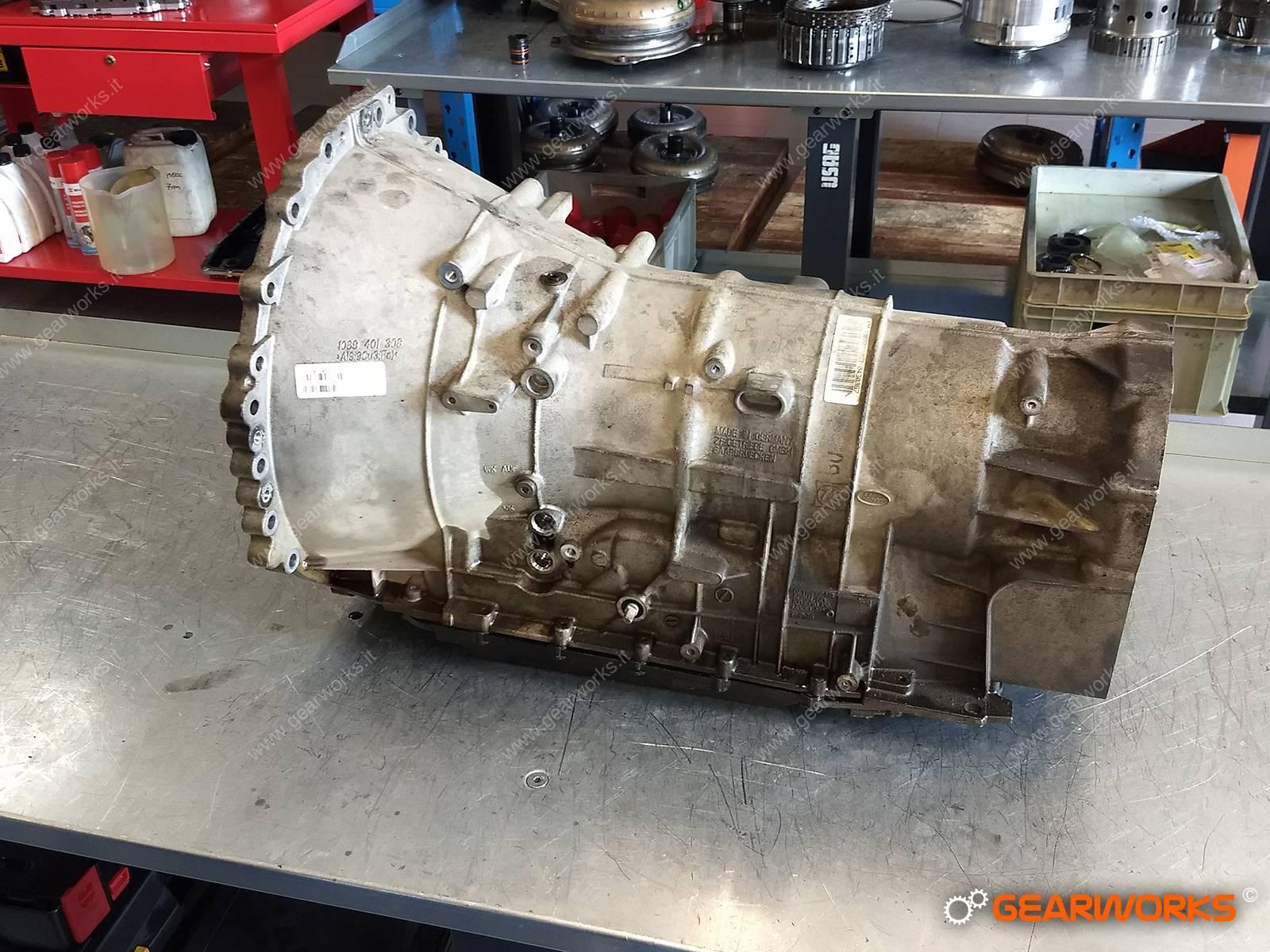 4WD, 6HP26, 6HP28, AUTOMATICO, BMW, CAMBIO, COLPO, CONVERTITORE, JAGUAR, LAND ROVER, MECCATRONICA, PROBLEMA, RANGE ROVER, ROTTO, S-TYPE, SLITTA, DISCOVERY III,