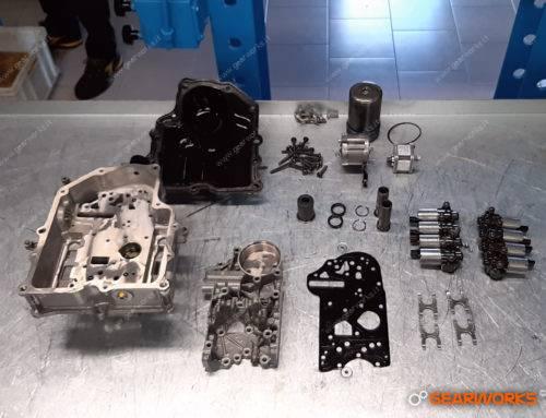 PROBLEMA MECCATRONICA DSG 7 MARCE AUDI A1, A3 VW POLO, GOLF
