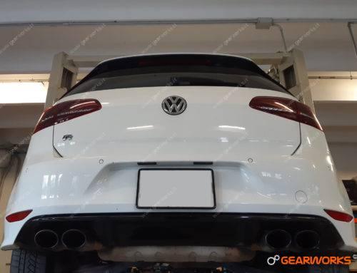 PROBLEMA CAMBIO DSG VW GOLF R – AUDI S3, TTS