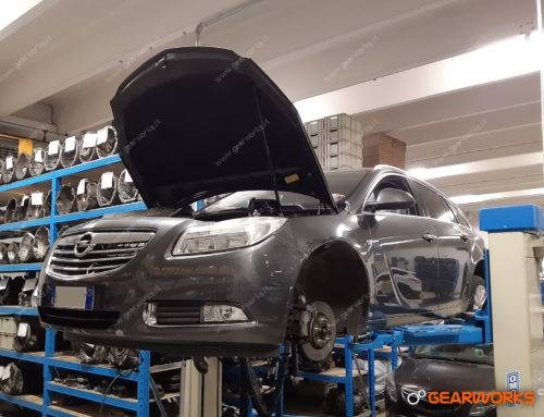PROBLEMA CAMBIO AUTOMATICO OPEL INSIGNIA – ZAFIRA – ASTRA