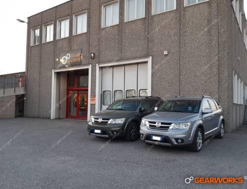 PROBLEMA CAMBIO AUTOMATICO FIAT FREEMONT 62TE