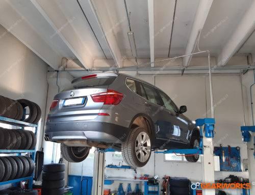 PROBLEMA CAMBIO AUTOMATICO BMW X1, X3, X4, X5, X6